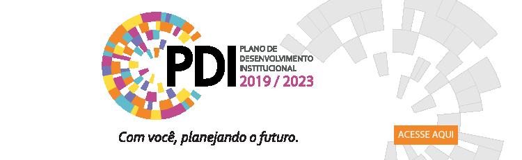 Participe da construção do PDI 2019-2023