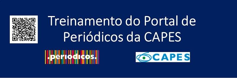 Treinamento no Portal de Periódicos da CAPES