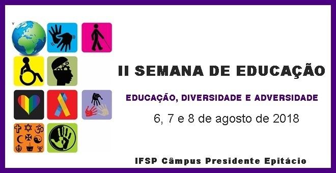 II Semana de Educação
